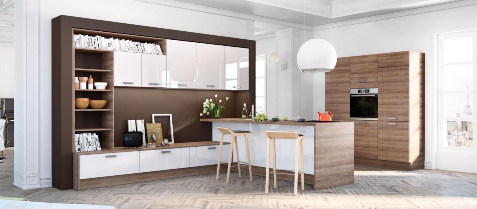 aménagement cuisine : vous venez d'emménager ?
