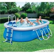 Piscine Autoportée Vous Aimeriez Pouvoir Vous Baigner Chez Vous - Comment nettoyer une piscine autoportee