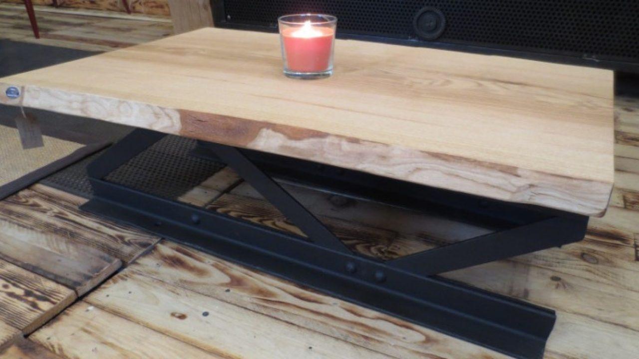 Table Basse Avec Parpaing table basse industrielle : en quoi peut-il nous servir ?